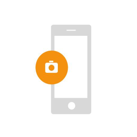 Caméra avant IPro 12.9 (2015)